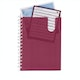 Wine Medium Pocket Spiral Notebook,Wine,hi-res