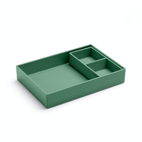 Sage Double Tray