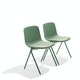 Sage Key Side Chair, Set of 2, with Tan Seat Pad,Sage,hi-res