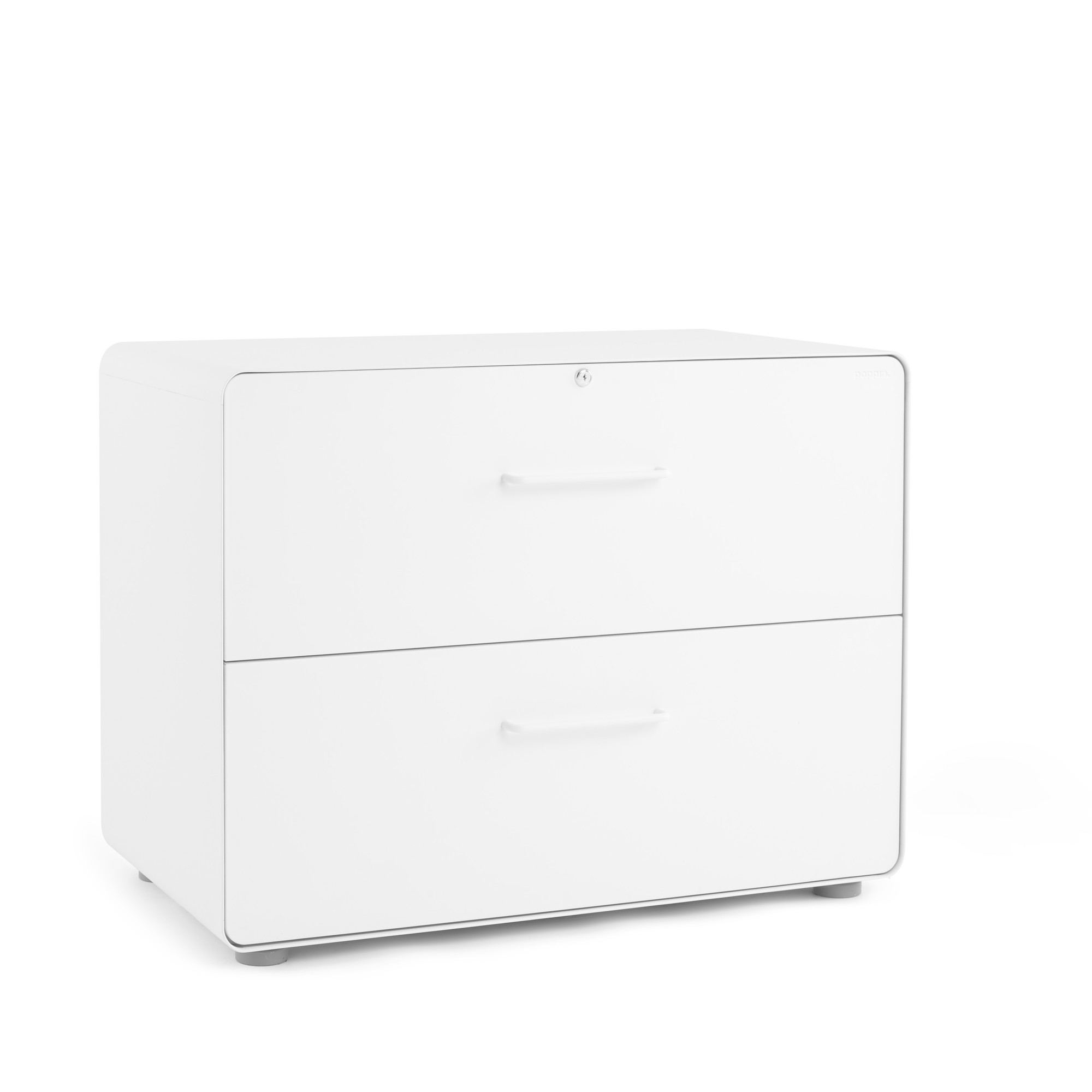 Stow 2 Drawer Lateral File Cabinet
