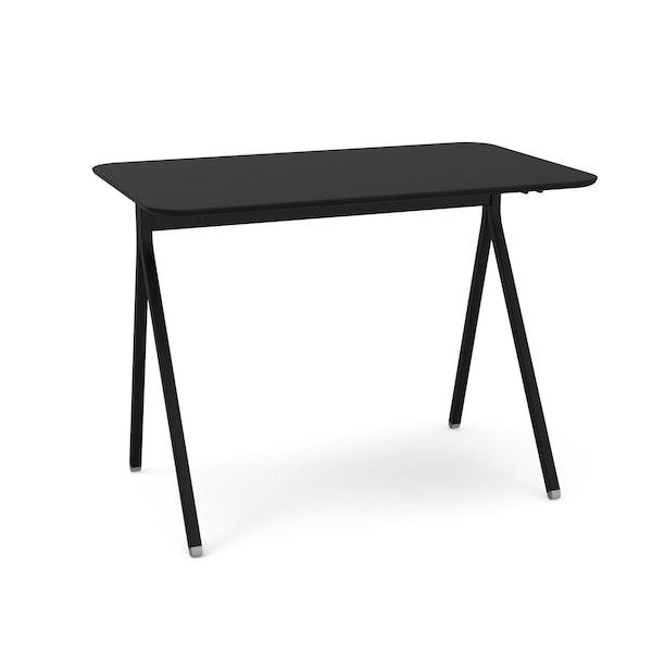 "Black Key Desk, 40"",Black,hi-res"