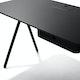 "Black Key Desk, 48"",Black,hi-res"