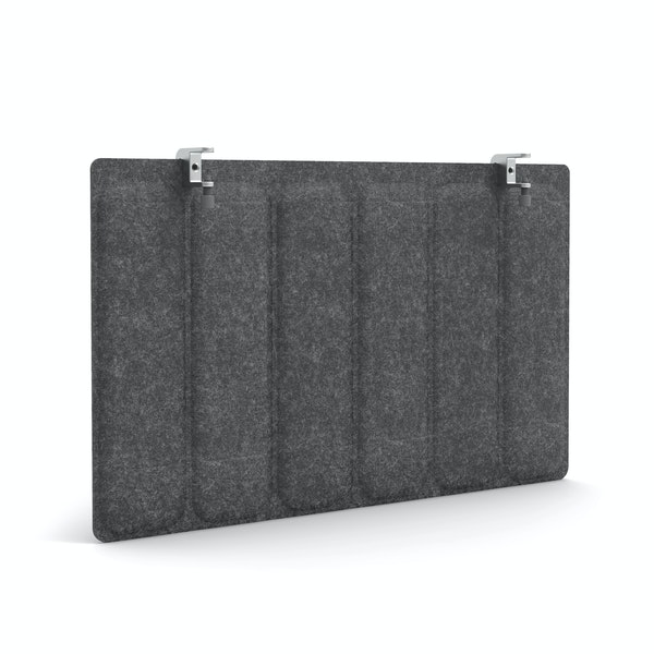 Dark Gray Pinnable Molded Side Modesty Panel,Dark Gray,hi-res