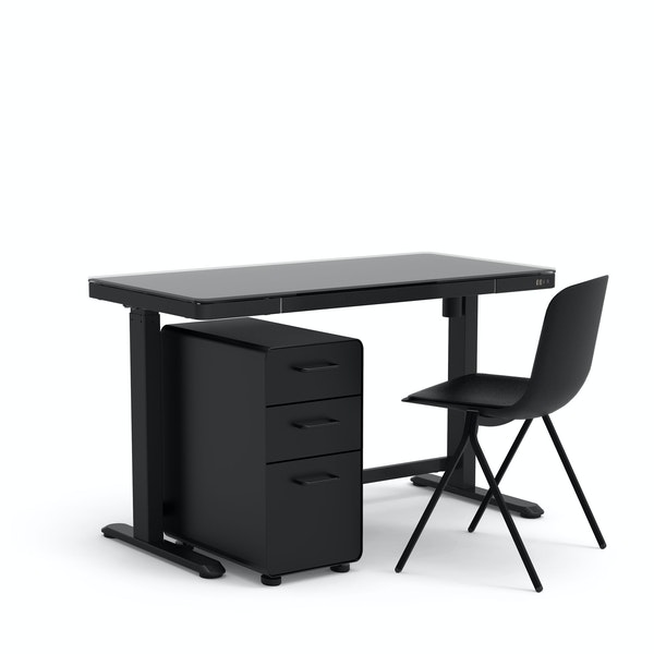 Black Home Stretch Set,Black,hi-res