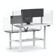 """Clear Protective Acrylic Shield for Series A and Series L Desks, 48"""",,hi-res"""