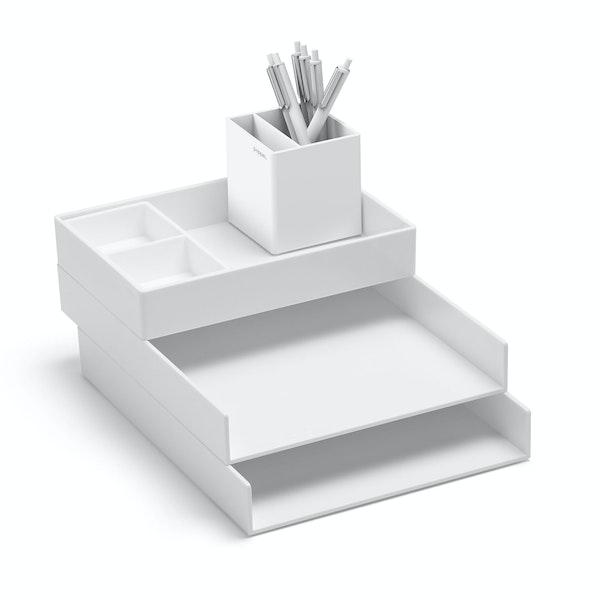 White Super Stacked,White,hi-res