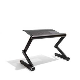 Black Portable Laptop Desk,,hi-res
