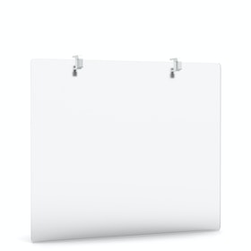 """Tall Frost White Modesty Panel, 27"""""""