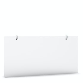 Tall Frost White Modesty Panel, 45""