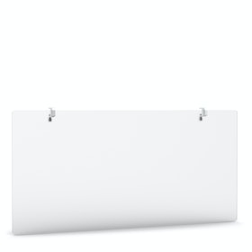 """Tall Frost White Modesty Panel, 45"""""""