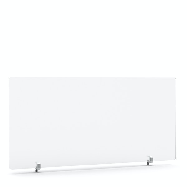 "Tall Frost White Privacy Panel, 45 x 23.5"", Face-to-Face,,hi-res"