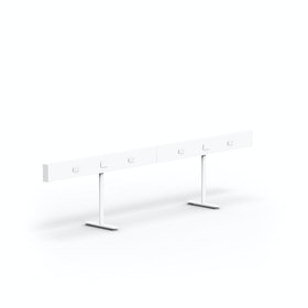 Boom Power Rail for Raise Desks