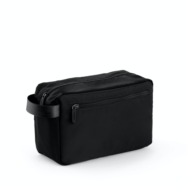 Black + Olive Dopp Kit,Black,hi-res