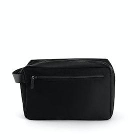 Black + Olive Dopp Kit