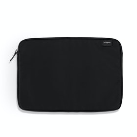 Black + Olive Laptop Sleeve,Black,hi-res