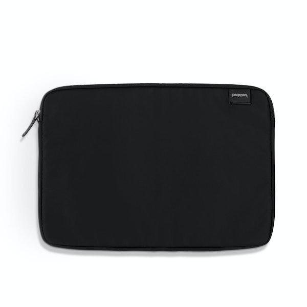 Black + Olive Laptop Sleeve,Black,hi-res