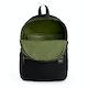 Black + Olive Backpack,Black,hi-res