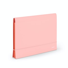 Blush Accordion File