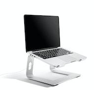 Silver Laptop Riser,,hi-res