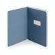 Storm Blue Velvet Sidekick Notebook + Pen,Storm,hi-res