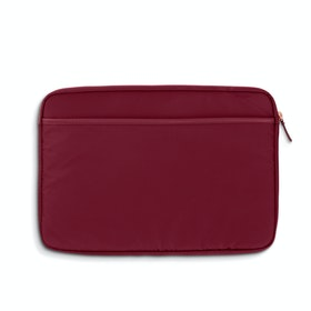Wine + Blush Laptop Sleeve,Wine,hi-res