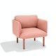 Blush QT Low Lounge Chair,Blush,hi-res
