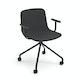 Charcoal Key Meeting Chair,Charcoal,hi-res