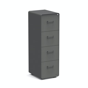 Stow 4-Drawer Vertical File Cabinet
