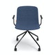Dark Blue Blue Key Meeting Chair,Dark Blue,hi-res