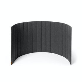 Dark Gray Portable Space Divider