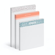 Elements Assorted Dream Big Writing Pads, Set of 3,,hi-res