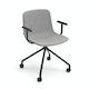 Gray Key Meeting Chair,Gray,hi-res