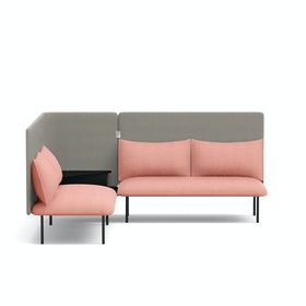 QT Adaptable Corner Lounge Sofa