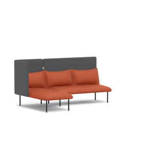 QT Adaptable Lounge Sofa + Left Chaise
