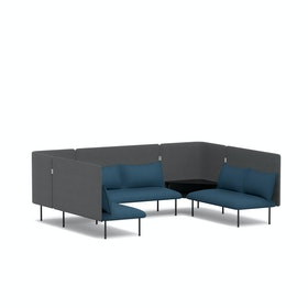 QT Adaptable Collab Lounge Sofa