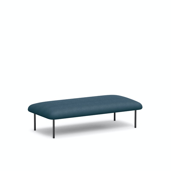 Dark Blue QT Adaptable Lounge Bench,Dark Blue,hi-res