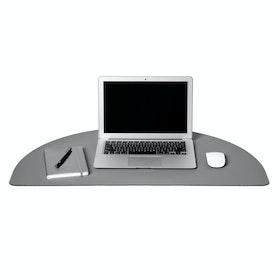 Dark Gray Portable Desk Pad