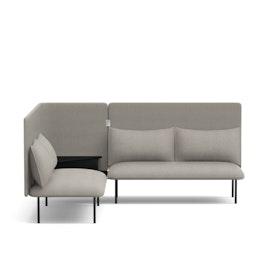 QT Adaptable Corner Lounge Sofa