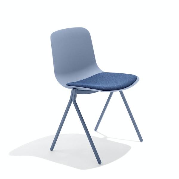 Sky Key Side Chair, Set of 2, with Slate Seat Pad,Sky,hi-res