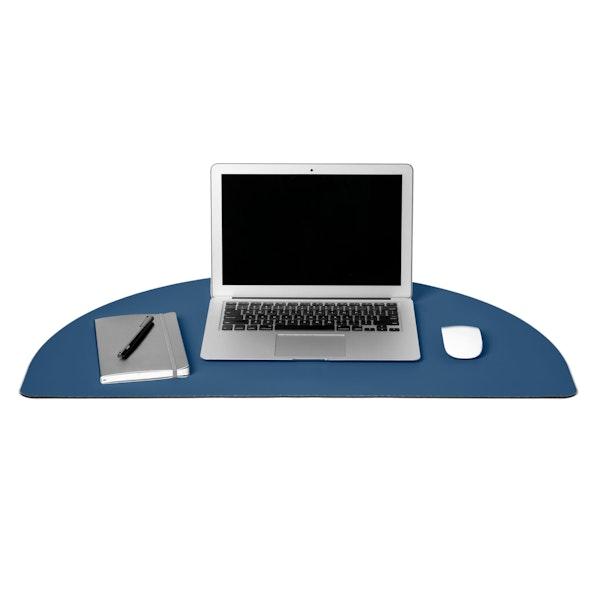 Slate Blue Portable Desk Pad,Slate Blue,hi-res