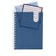 Slate Medium Pocket Spiral Notebook,Slate Blue,hi-res