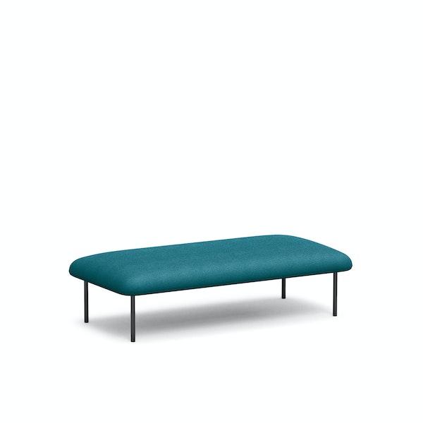 Teal QT Adaptable Lounge Bench,Teal,hi-res