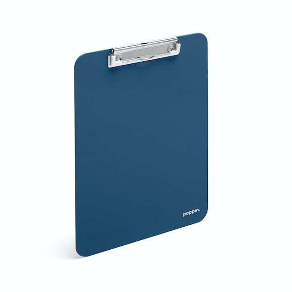 Slate Blue Clipboard,Slate Blue,hi-res
