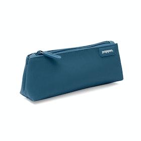Slate Blue Pencil Pouch