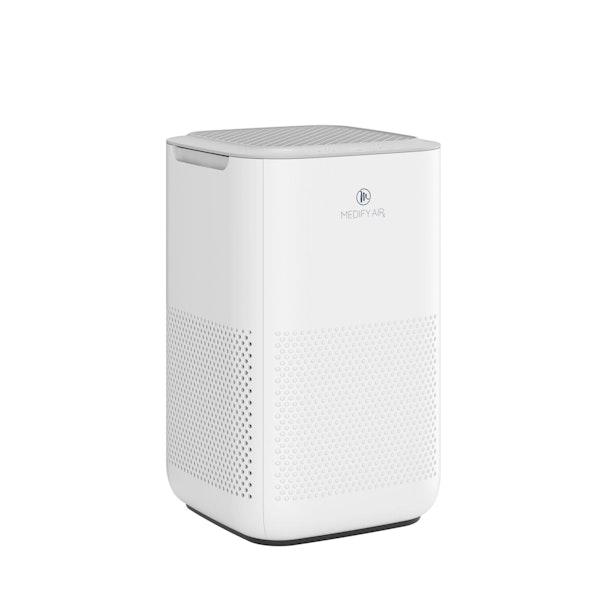 White Large MA-15 Desktop Unit HEPA Air Purifier,White,hi-res