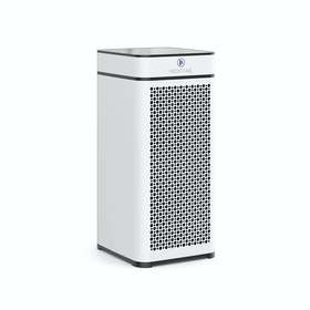 White Large MA-40 Floor Unit HEPA Air Purifier,White,hi-res