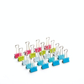Assorted Small Binder Clips, Set of 20,,hi-res