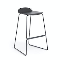 Charcoal Upbeat Stool,Charcoal,hi-res