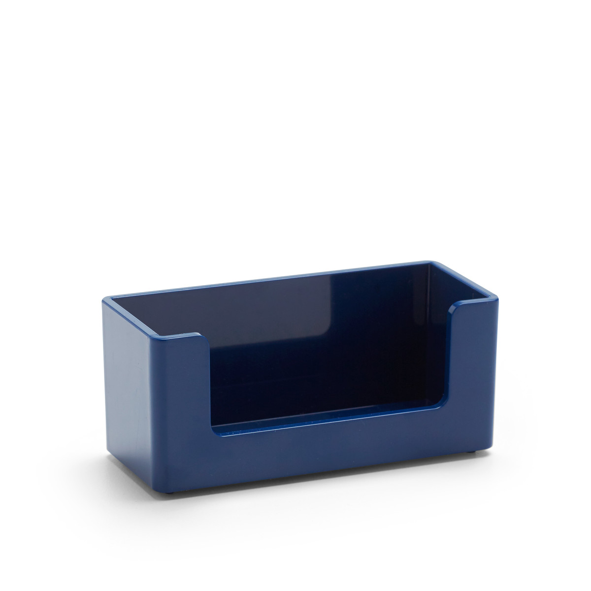 Navy business card holder desk accessories poppin images navy business card colourmoves