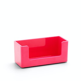 Pink Business Card Holder,Pink,hi-res